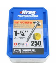 Head Pocket Hole Screws