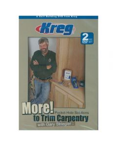 Pocket-Hole Solutions to Trim Carpentry DVD