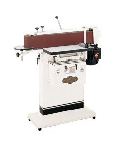 """Shop Fox W1688 - 1-1/2 HP 6""""x 80"""" Edge Sander Table"""