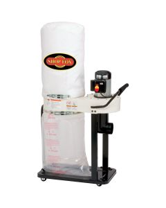 Shop Fox W1727 1 HP Dust Collection Vacuum System