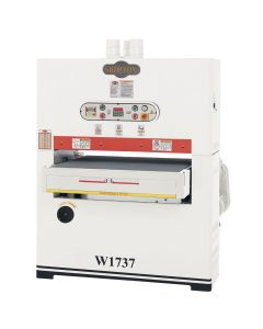 """Shop Fox W1737 37"""" Wide 10 HP Belt Sander"""