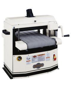 """Shop Fox W1740 -1-1/2 HP 18 Amp 12"""" Drum Sander"""