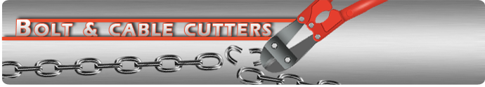 Bolt & Cable Cutter Tools