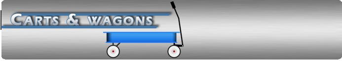 Garden Utility Carts & Wagons