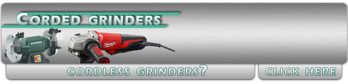 Corded Grinders & Polishers