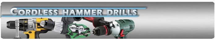 Hammer Drill Tools
