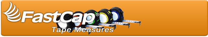 Tape Measures By FastCap