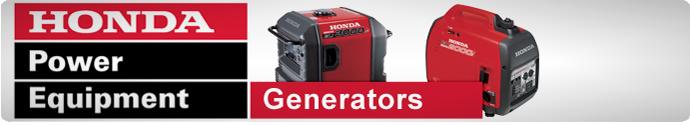 Power Generators By Honda