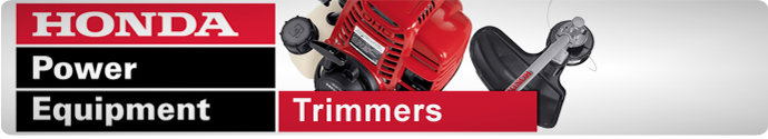 Trimmers & Wackers By Honda