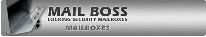 Security Mailboxes By Mail Boss
