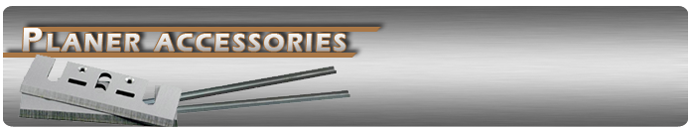 Planer Parts & Accessories