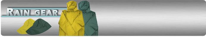 Waterproof Rain Jackets & Pants
