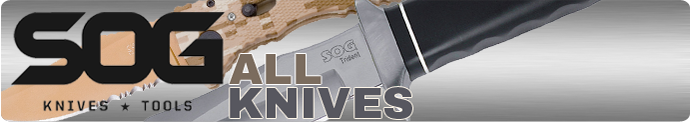 Specialty Knives By SOG