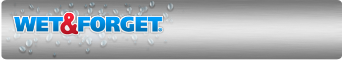 Mold and Mildew Removers by Wet &Forget