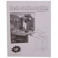 A Basic Wood Cabinetry Making Booklet By The Kreg Tool Company