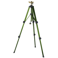 The Impulse Adjustable Tripod Garden Sprinkler by Tahoe